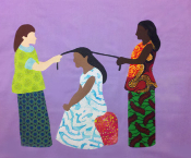 SFAPJ79 Hair Braiding©
